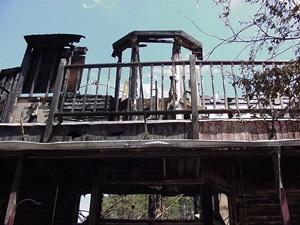 Ruby House Keystone SD Fire