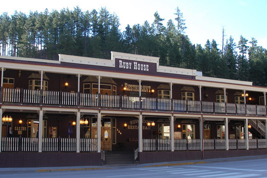 Ruby House Restaurant Keystone SD